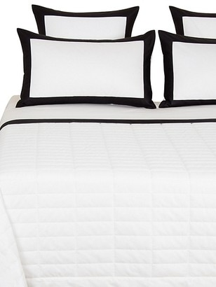 Frette Rectangular 300 Thread King Quilt