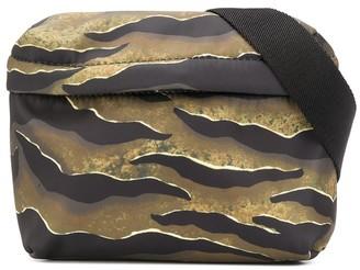 DSQUARED2 Tiger-Print Belt Bag