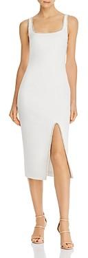 LIKELY Gisela Bead Embellished Midi Dress