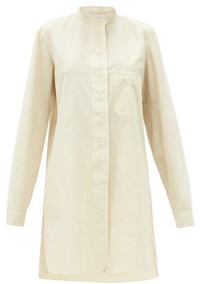 Lemaire Oversized Cotton-ventile Shirt - Cream
