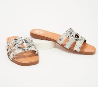 Vince Camuto Studded Slide Sandals Vazista