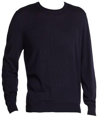 Brunello Cucinelli Wool & Cashmere Crewneck Sweater