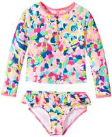Lilly Pulitzer UPF 50+ Mini Sydney Sunguard Girl's Swimwear Sets