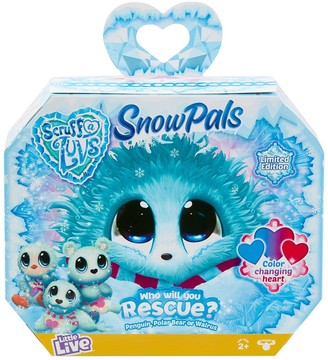 Scruff A Luvs Scruff-a-Luvs Rescue Pet Surprise Soft Toy Snow Pals