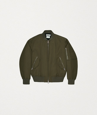 Bottega Veneta JACKET IN TECHNO TWILL