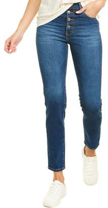 IRO Gaety Industrial Blue Skinny Leg Jean