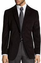 STAFFORD Stafford Signature Corduroy Slim-Fit Cotton Sportcoat
