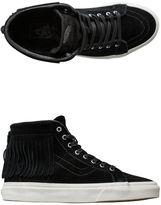 Vans Suede Sk8-Hi Moc Shoe