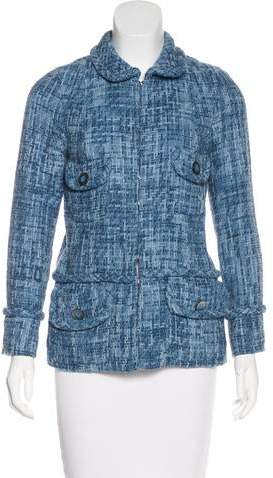 Marc Jacobs Woven Casual Jacket