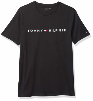 Tommy Hilfiger Men's Short Sleeve Graphic Logo T Shirt