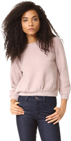 Rebecca Taylor Boucle Stretch Pullover