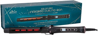 Aria Beauty Infrared Curling Iron with Clamp
