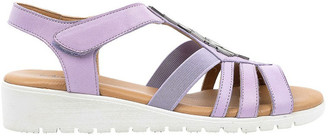 Supersoft By Diana Ferrari Hutchins Lavender Sandal