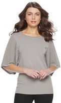Apt. 9 Women's Pointelle Top