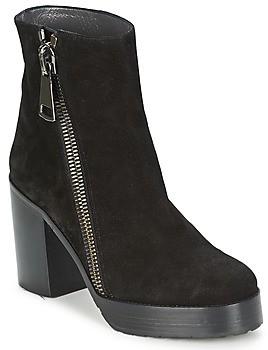 Stephane Kelian DANA 4 women's Low Ankle Boots in Black