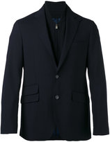 Corneliani classic blazer - men - Cotton/Virgin Wool - 48