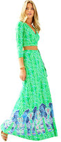 Lilly Pulitzer Ruari Crop Top & Maxi Skirt Set