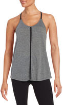 Calvin Klein Cross-Strap Tank Top