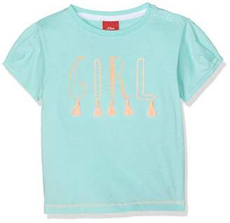 S'Oliver Baby Girls' 65.904.32.5641 T-Shirt,36 (Size: )