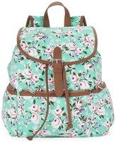 Candies Candie's® Nicole Floral Buckle Backpack