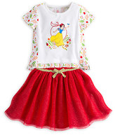 Disney Snow White Skirt Set for Girls