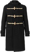 Givenchy classic duffle coat - men - Cotton/Viscose/Wool - 46