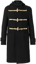 Givenchy classic duffle coat - men - Cotton/Viscose/Wool - 50