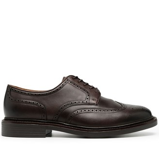 Polo Ralph Lauren Asher wing-tip brogues