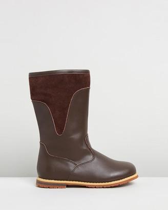 Little Fox Shoes Knightsbridge Boots