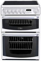 Hotpoint Cannon CH60EKWS Electric Cooker, White