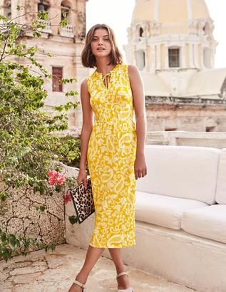 Eliza Jersey Midi Dress