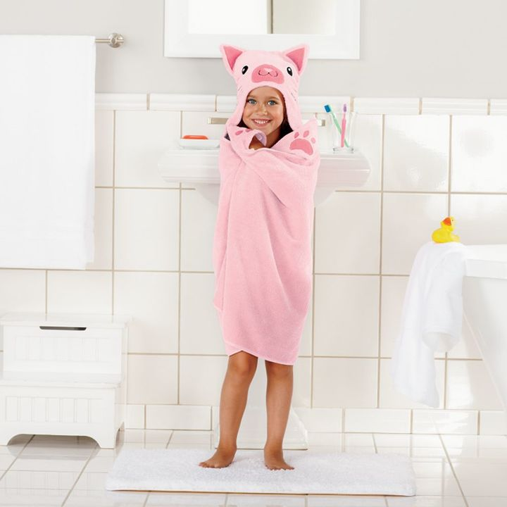 Jumping beans ® cat bath wrap