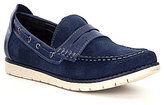 Kenneth Cole Reaction Boys' Flexy Penny Loafers