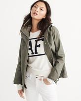 Abercrombie & Fitch Classic Raincoat