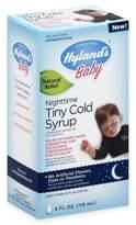 Hyland's 4 oz. Baby Nighttime Tiny Cold Syrup