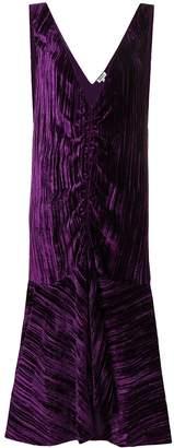 Kenzo deep v-neck dress
