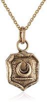 Pyrrha 14k Gold New Beginnings Talisman Necklace