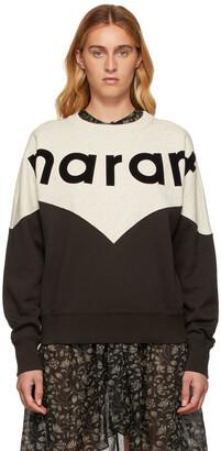 Isabel Marant Etoile Houston Logo Sweatshirt