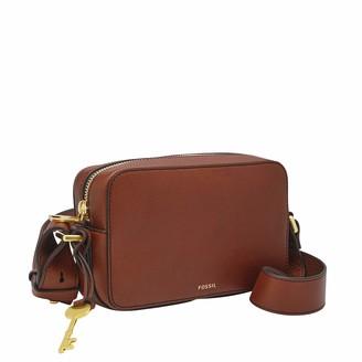 Fossil Women's Billie Leather Small Crossbody Handbag
