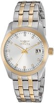 Invicta Women's 21493 Wildflower Two-Tone Stainless Steel Watch with Crystal