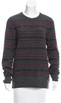 Burberry Wool Fair Isle Sweater