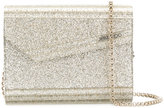Jimmy Choo Candy glittered clutch