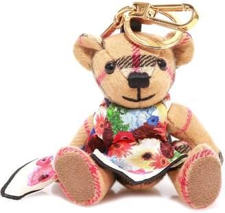 Burberry Thomas Flower Bouquet Key Rings