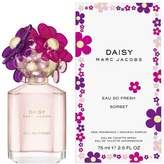 Marc Jacobs Daisy So Fresh Sorbet Eau De Toilette Spray for Women, 2.5 Fluid Ounce