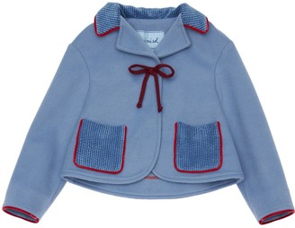 Mi Mi Sol Stretch Felt Jacket