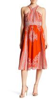 Plenty by Tracy Reese Crisscross Midi Dress