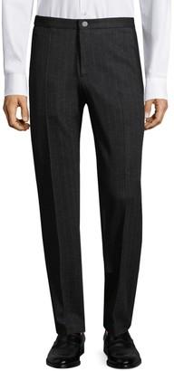 Incotex Malone Pinstriped Wool Trousers