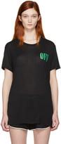 Off-White Black Psycho Plant Over T-shirt