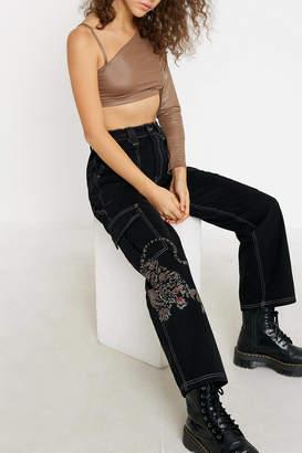 BDG Diamante Tiger Skate Jean