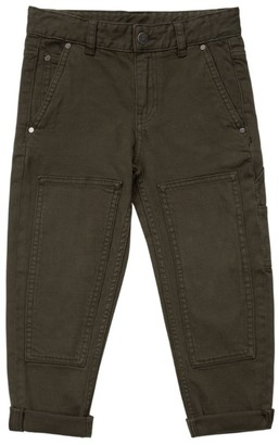 Stella Mccartney Kids Patched Denim Jeans (3-14 Years)